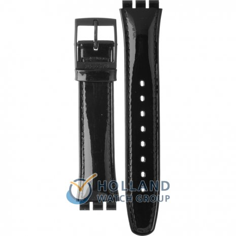 Swatch GB212 Varnishing Act Strap