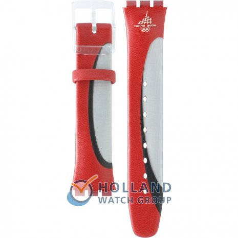 Swatch GE136 Reach The Rings Strap