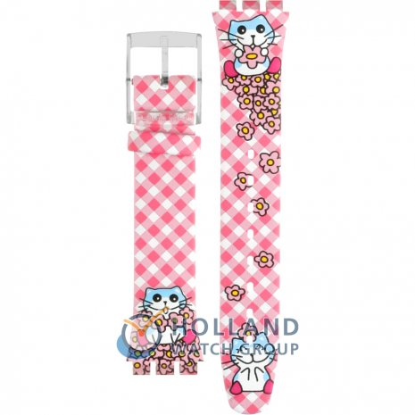 Swatch GE193 Early Breakfast Strap