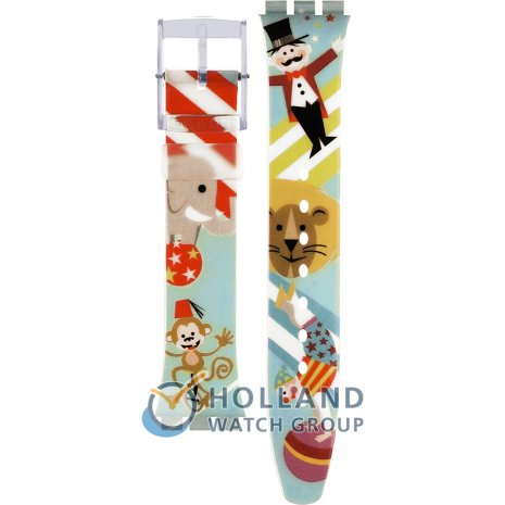 Swatch GE209 Circus Party Strap