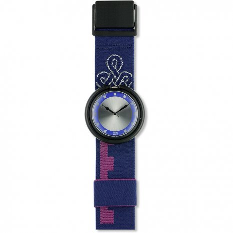 Swatch Gengis Khan watch