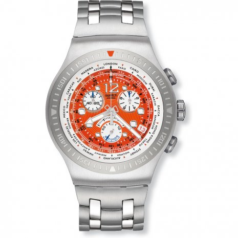 Swatch Get Fly Arancione watch