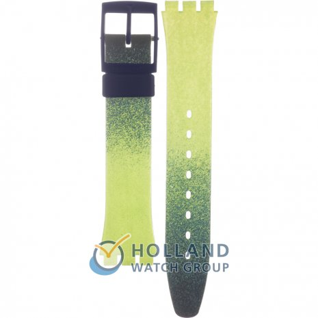 Swatch GG706 Pavo Real Strap