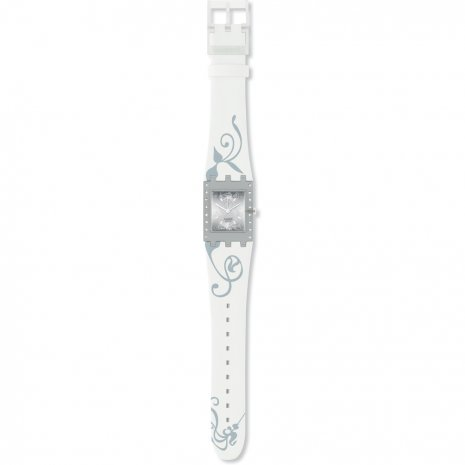 Swatch Gleam Powder watch