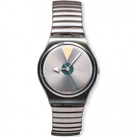 Swatch Glowing Arrow watch