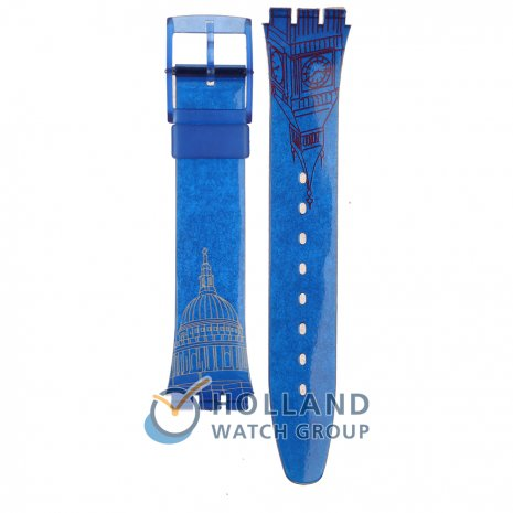 Swatch GN190 London Strap