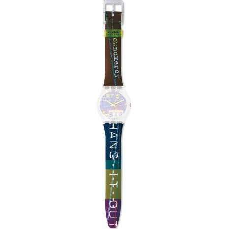 Swatch Strap 1996