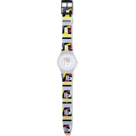 Swatch GB141 Gold Inlay Strap