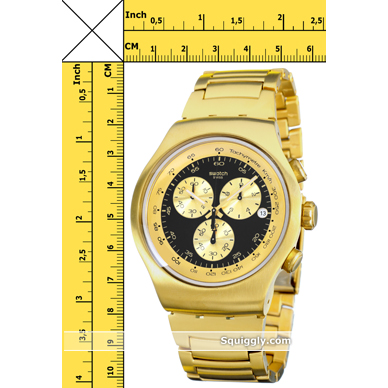 Swatch watch Gold