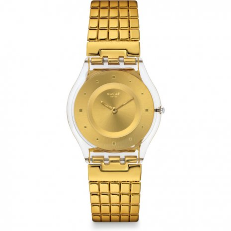 Swatch Golden Lips Large watch