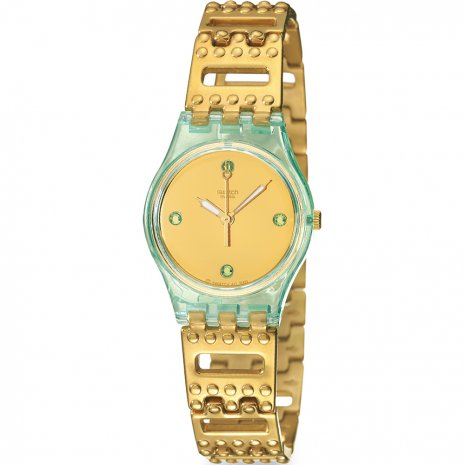Swatch Goldig watch