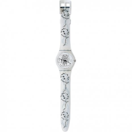 Swatch Graphickers watch