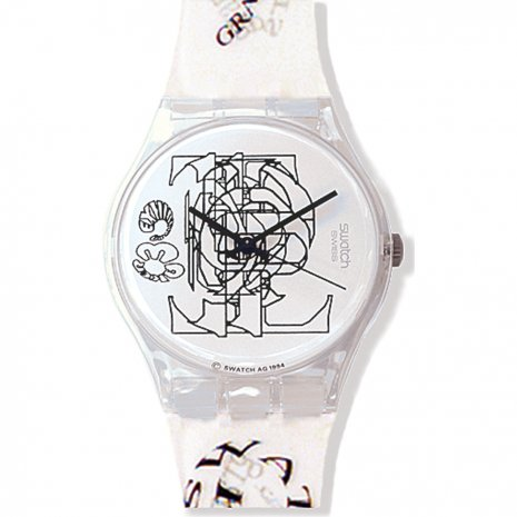 Swatch Graphikers watch