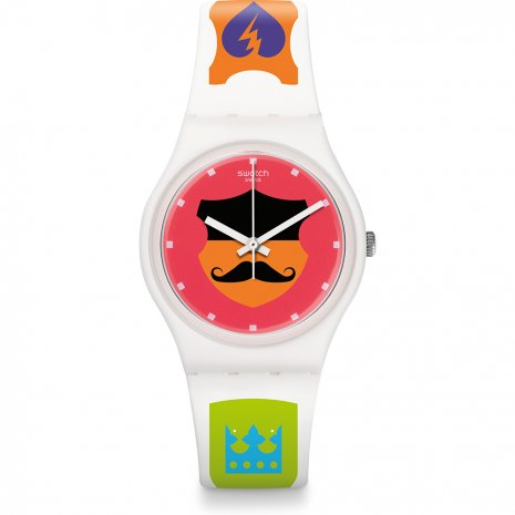 Swatch Graphistyle watch