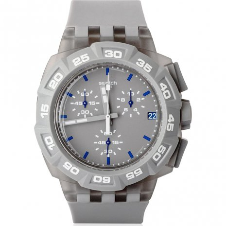 Swatch Gray Hero watch