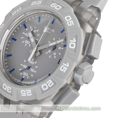 watch bicolor Quartz Swiss
