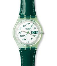 GM709 Green Laquer 34mm