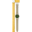 Swatch watch Beige