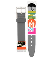 AGZ276 GZ276 Mind Your Swatch 17mm