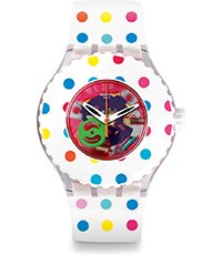 SUUK108 Happy Dots 44mm