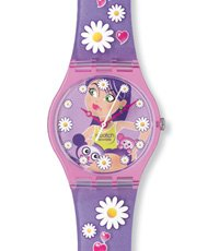 GV119 Happy Flower 34mm