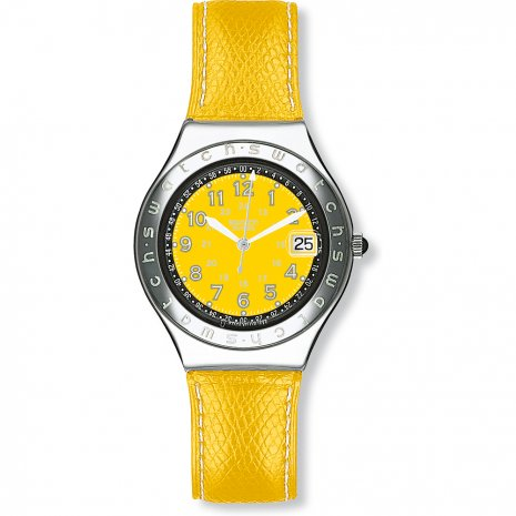 Swatch Happy Joe Yellow watch