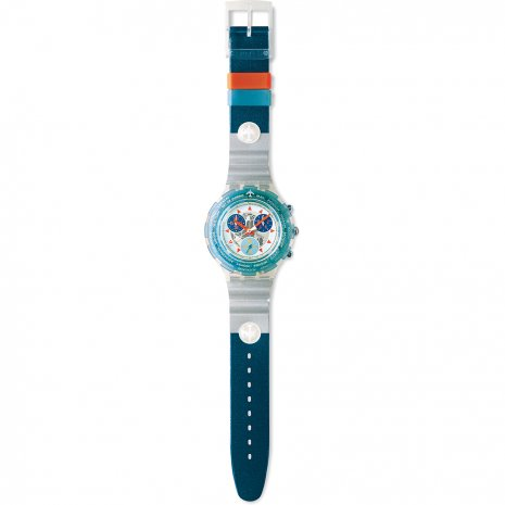 Swatch Happy Landing watch
