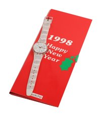 GK726PACK Happy New Year (Calendarium) 33.9mm