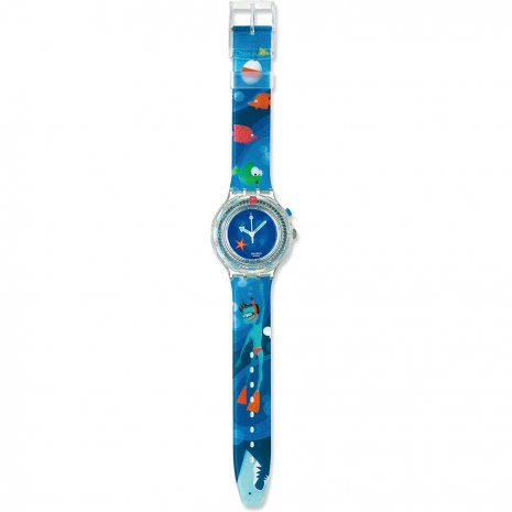 Swatch Happy Sea watch