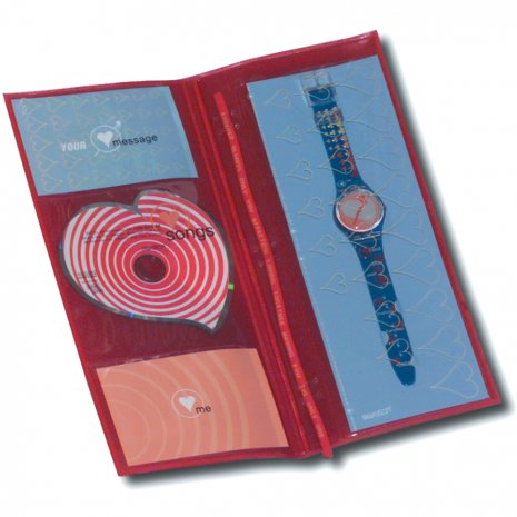 Swatch Heartbeat watch