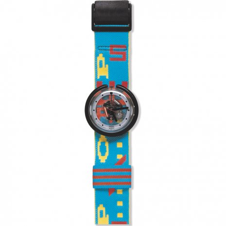 Swatch Hot Turq watch