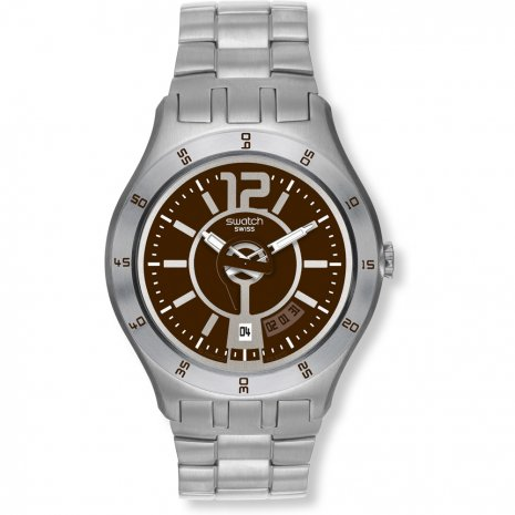 Swatch In A Brown Mode watch