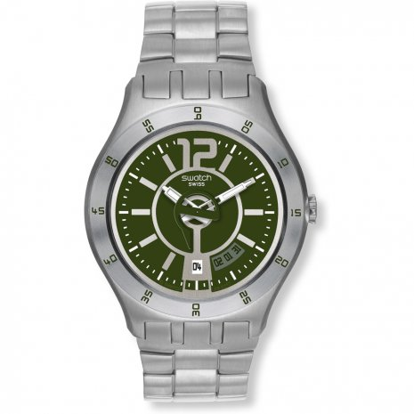 Swatch In A Green Mode watch