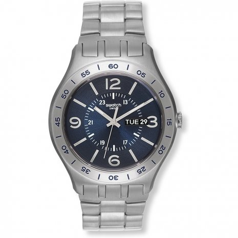 Swatch In A Navy Mode watch