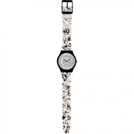 Swatch Ink Drops watch