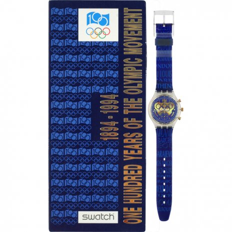 Swatch Ioc 100 watch