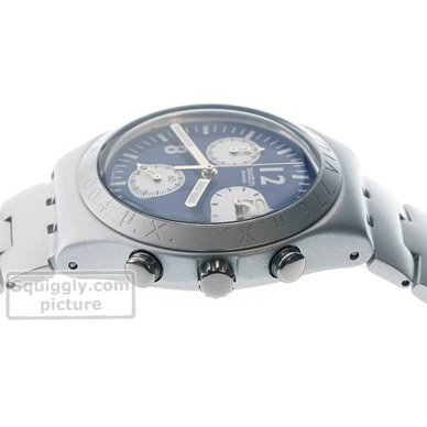Swiss Made Aluminum Chronograph with Date Spring Summer Collection Swatch