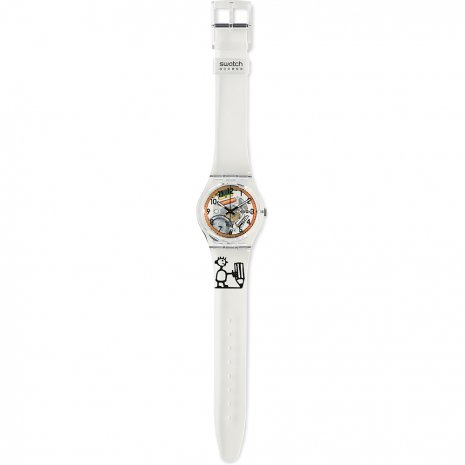 Swatch Journalist watch