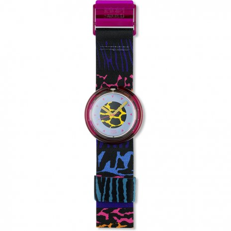 Swatch Jungle Roar watch