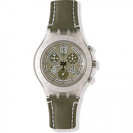 Swatch Jungle Wind watch