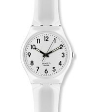 GW151 Just White 34mm