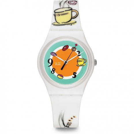 Swatch Kaffeepause watch
