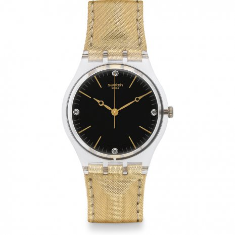 swatch luor du matin watch