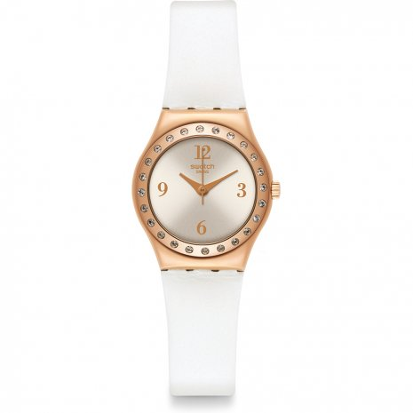 Swatch La Rose Douce watch
