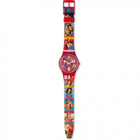 Swatch Latinas watch