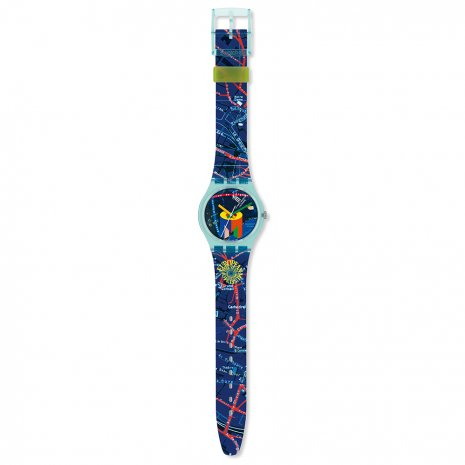 Swatch Lausanne Special watch