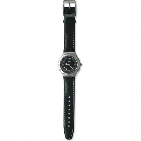 Swatch Lava Rock watch