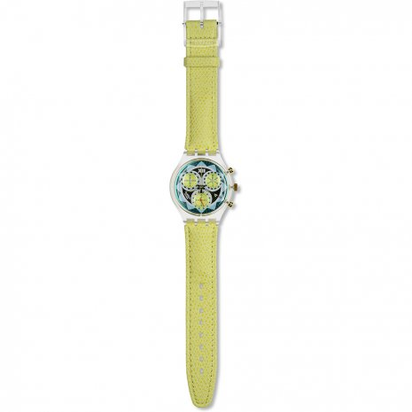 Swatch Lemon Breeze watch