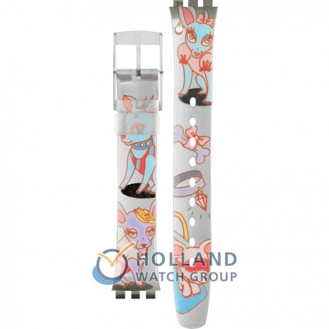 Swatch LF119 Twinkabell Strap