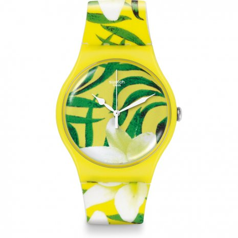 Swatch Limbo Dance watch